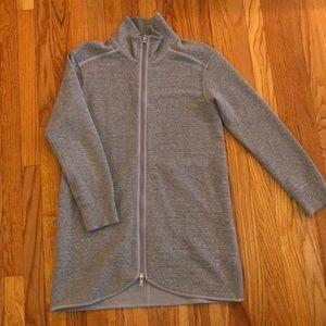 Lululemon long line jacket